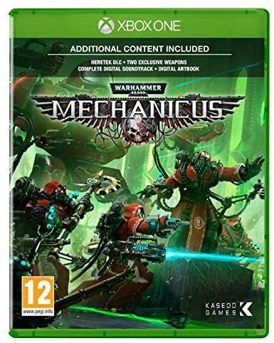 Warhammer 40K Mechanicus (Xbox One)