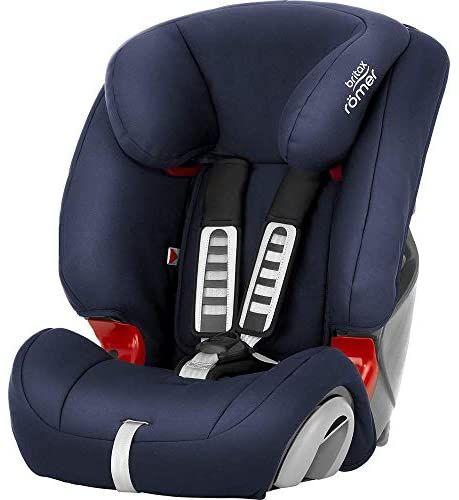 BRITAX RÖMER Silla de coche EVOLVA 1-2-3, niño de 9 a 36 kg (Grupo 1/2/3) de 9 meses a 12 años