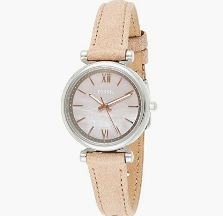 FOSSIL Reloj Analógico para Mujer de Cuarzo