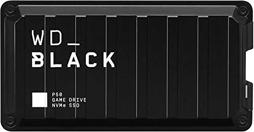 WD BLACKP50 Game Drive de 1 TB