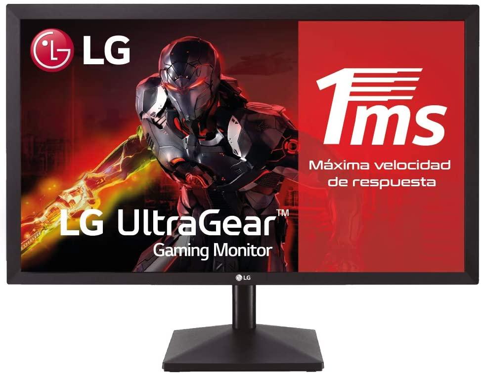 "LG UltraGear 22MK400H-B 22"" 1 ms Freesync"