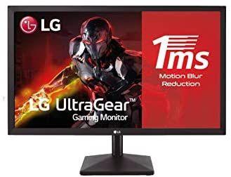 "Monitor LG 27MK400H-B de 27"" Full HD | 2 ms | 75Hz"