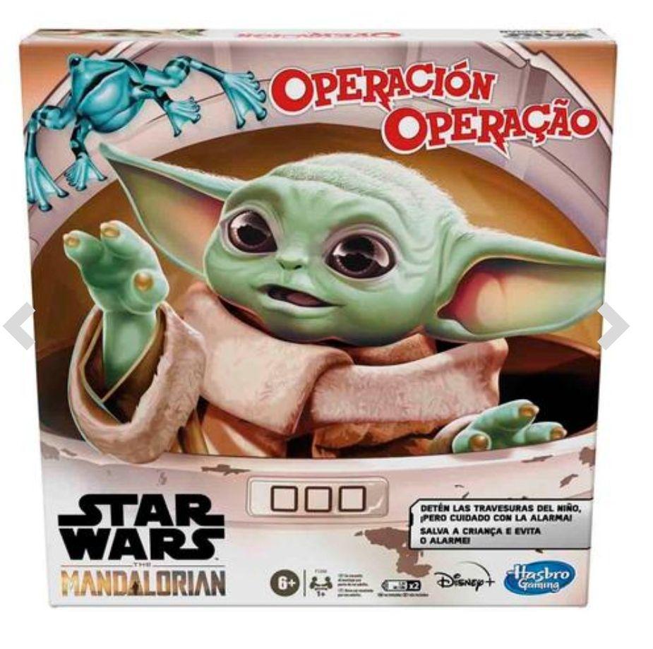 Operación Baby Yoda (Grogu)