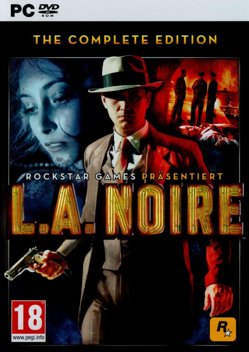 LA NOIRE the complete edition solo 8.99€