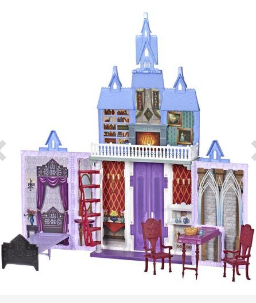 Castillo Plegable de Arendelle Frozen 2