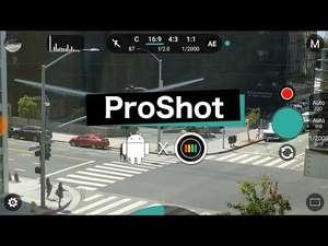 ProShot, una app interesante si te gusta hacer fotos en modo manual [IOS, Android]