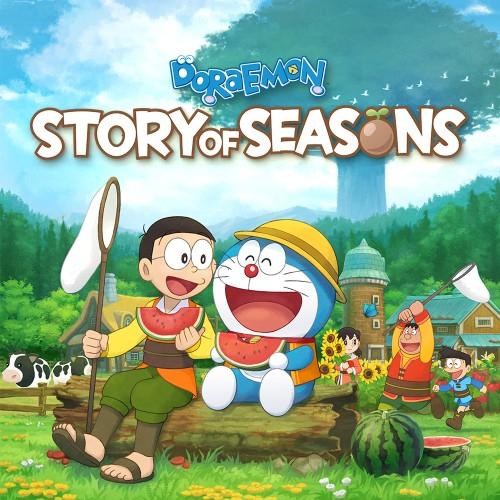 Doraemon Story of Seasons [eShop Rusia]