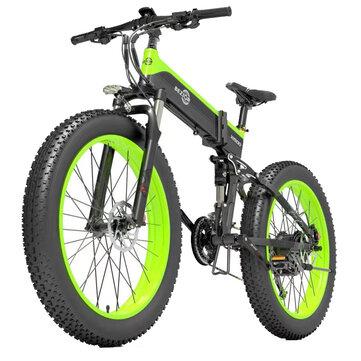 Bicicleta eléctrica Bezior X1500 [Hasta 100km // Hasta 40kmh // 1500w] ··Desde Europa··