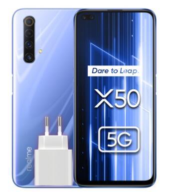 Realme X50 5G 6GB/128GB (192€) & 8GB/128GB (216€) - Desde España