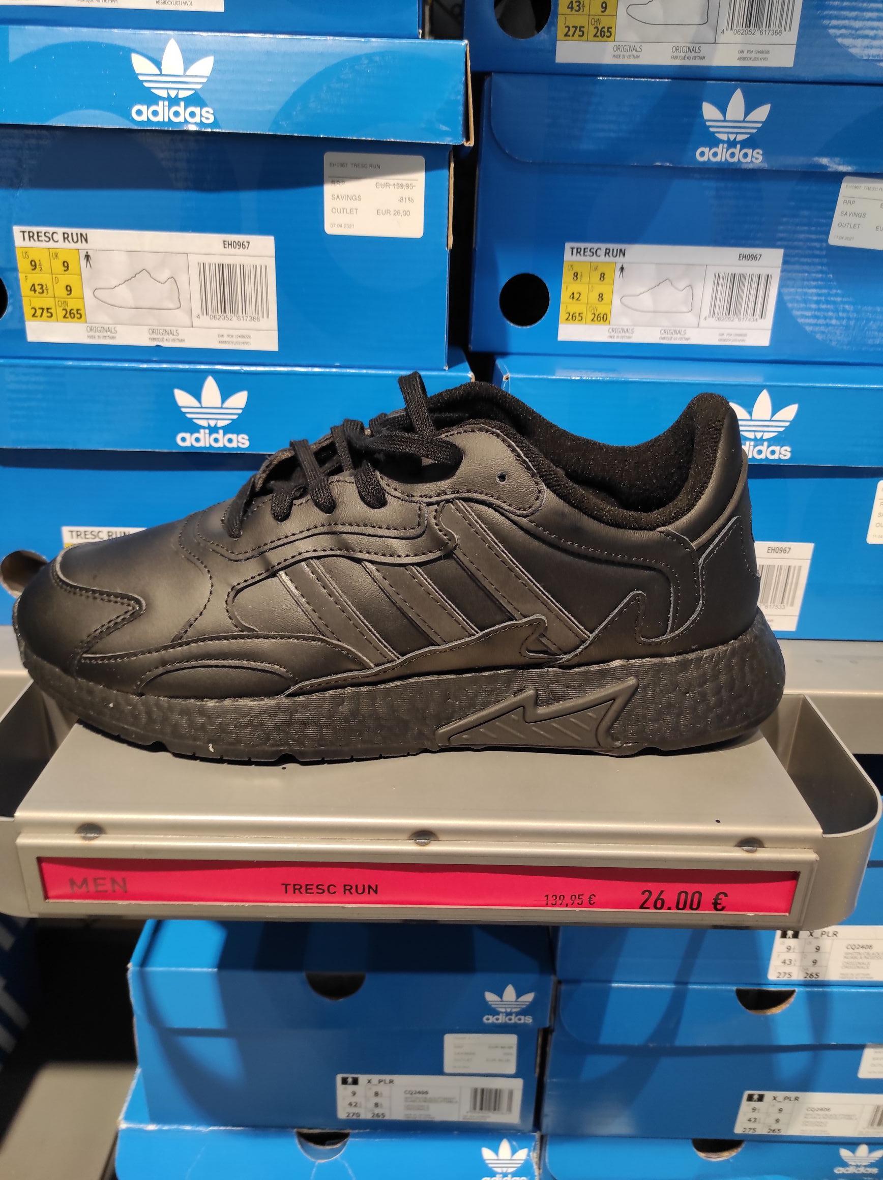 Adidas Tresc Run (Tienda Adidas - Nassica -Getafe)