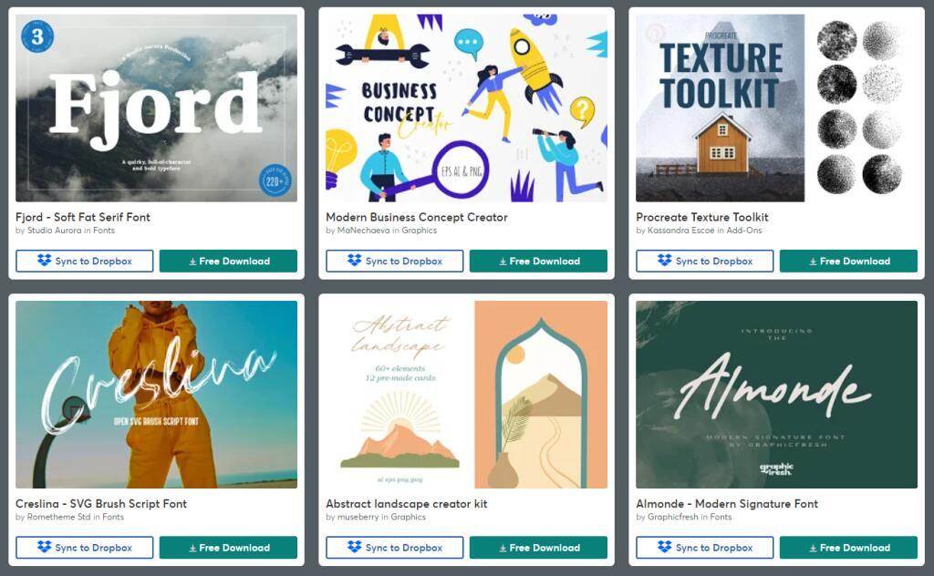 6 Recursos de diseño gráfico gratuitos