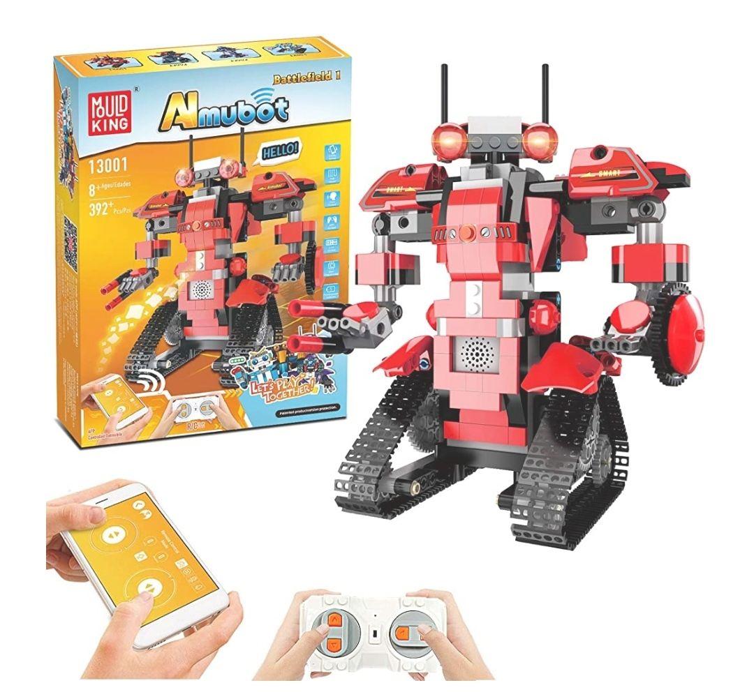 Robot de bloques radiocontrol