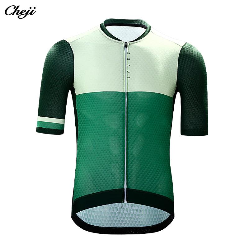 Maillot ciclismo de la marca CHEJI