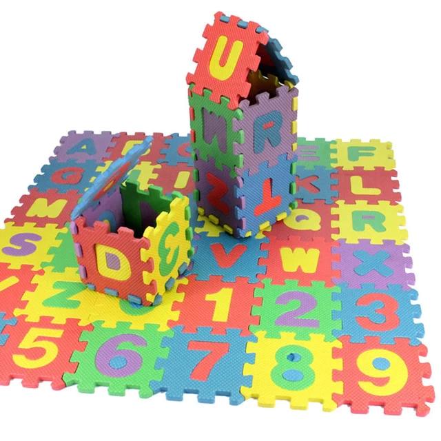 Puzzle goma eva