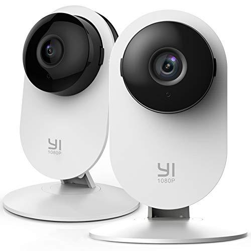 YI Cámara Interior de vigilancia IP