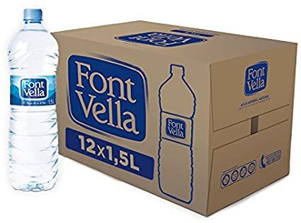 Kit compactador de botellas gratis al pedir en Fontvella + 10€ DESCUENTO