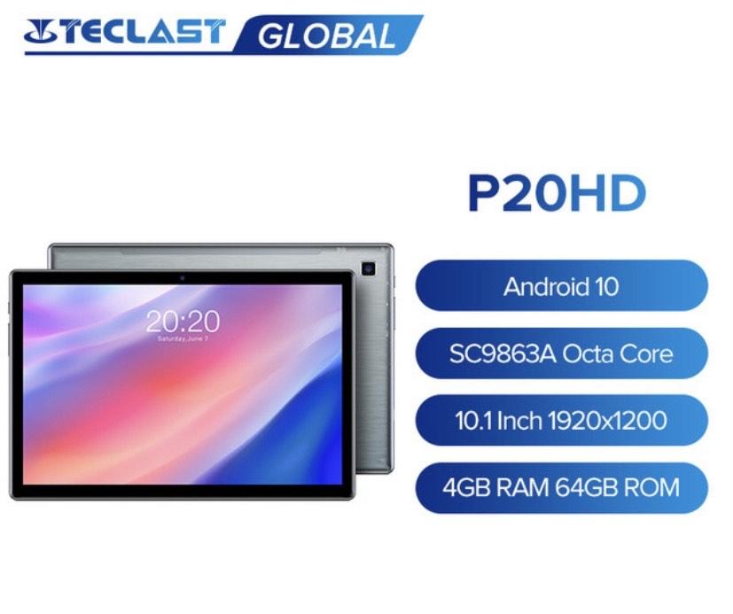 Teclast P20HD 4/64GB