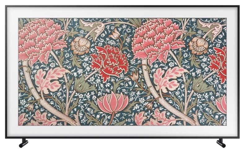 TV Samsung The Frame QE55LS03R - 4K QLED Quantum Dot, HDR