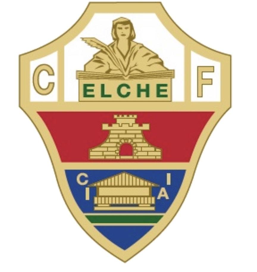 Mascarilla Elche C.F
