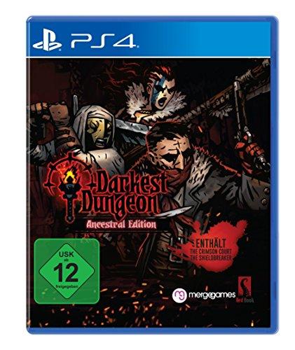 Darkest Dungeon: Crimson Edition (PlayStation PS4) Edición en Alemán