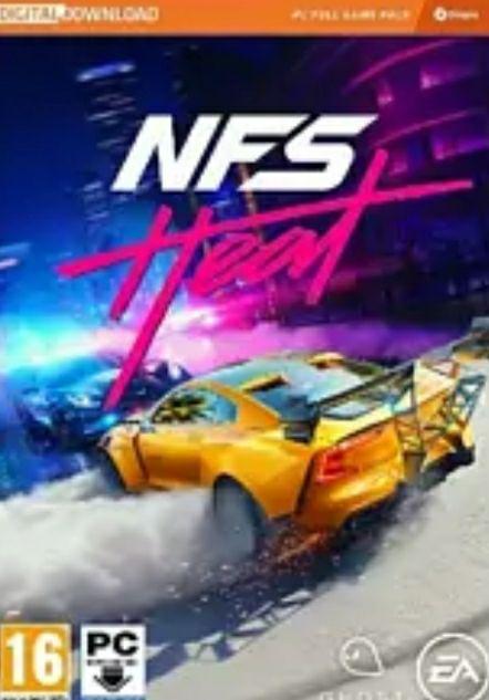 Need For Speed Heat (Código Origin)