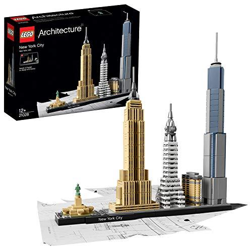 LEGO Ciudad de Nueva York (con promo app)