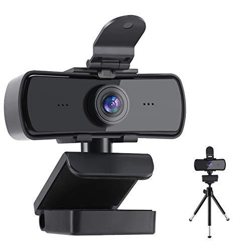 Webcam + trípode HD por 20€ con cupón vía Amazon