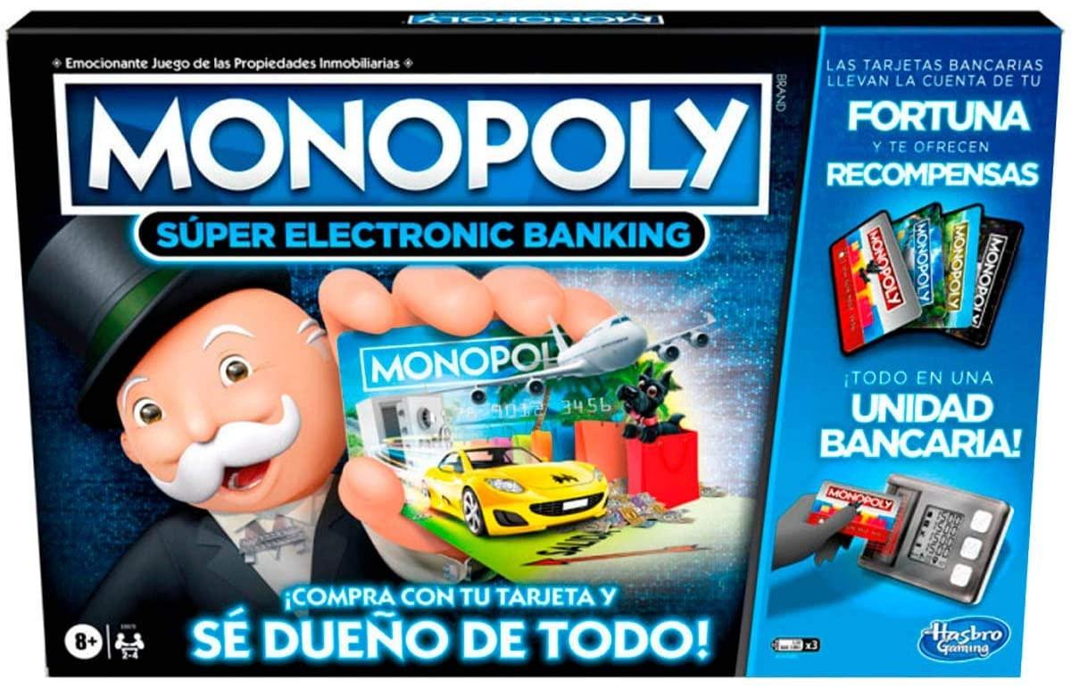 Monopoly Súper Recompensas solo 22.3€