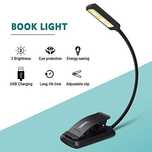 Luz De Lectura Omeril