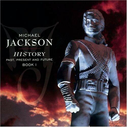 Michael Jackson History CD Nuevo