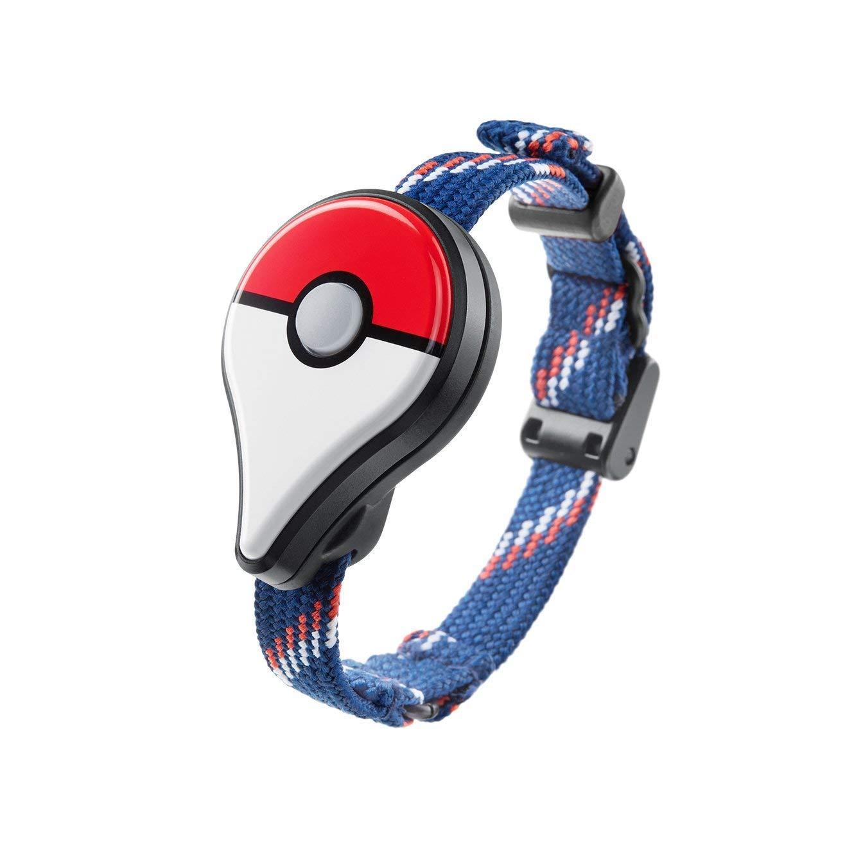 Pokemon Go Plus juguettos