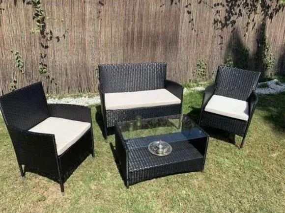 Conjunto Set Muebles Jardín y Terraza - KieferGarden