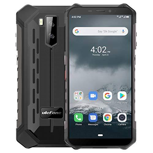 "Ulefone Armor X3 Móvil Libre, Resistente IP68 Impermeable Smartphone de 5.5"" (18:9) HD"