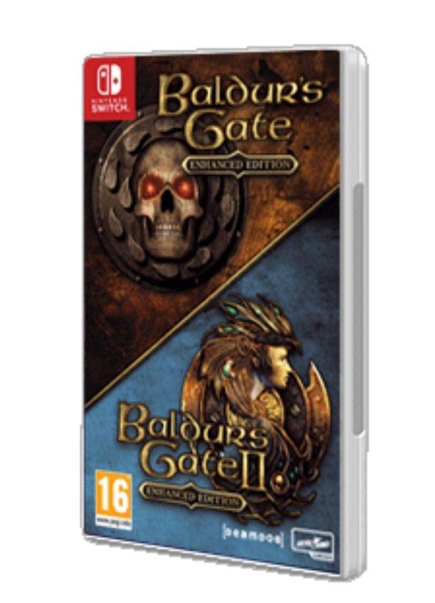 Baldur's Gate + Baldur's Gate II [switch]