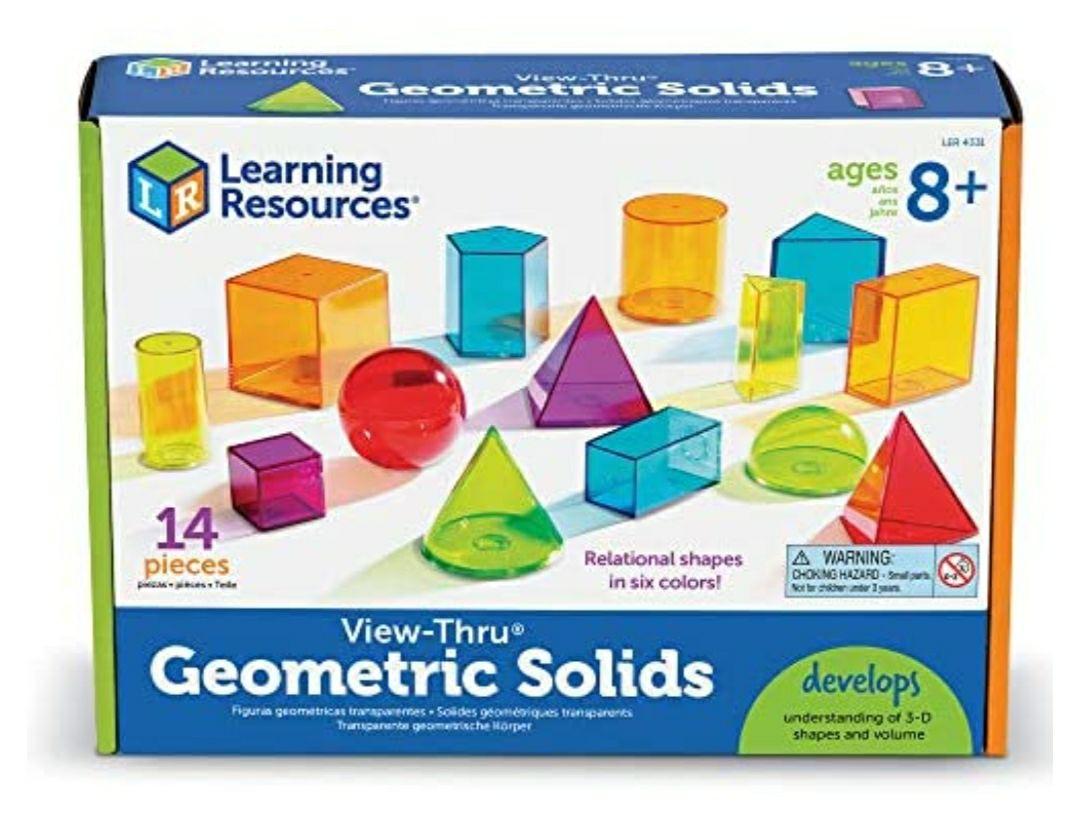 Recurso didáctico formas geométricas