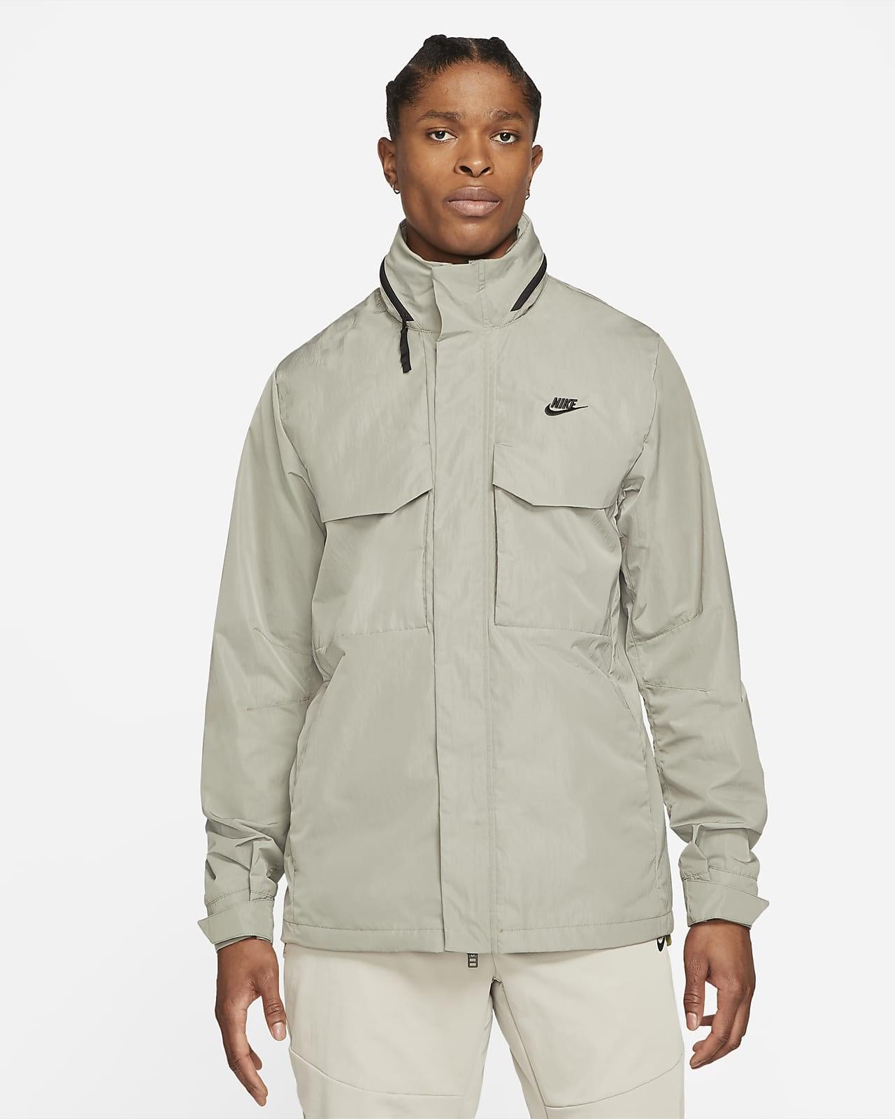 Abrigo Nike M65 con capucha hombre