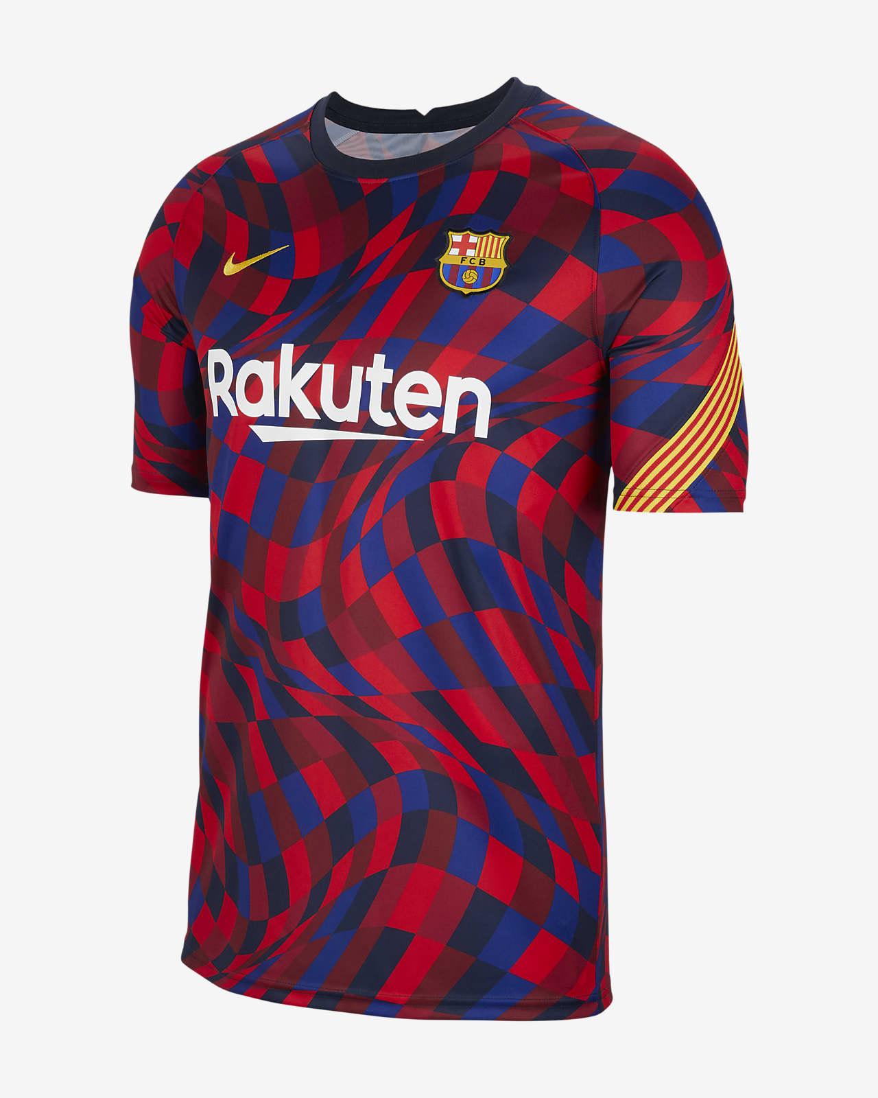 Camiseta Nike Fc Barcelona alternativa hombre