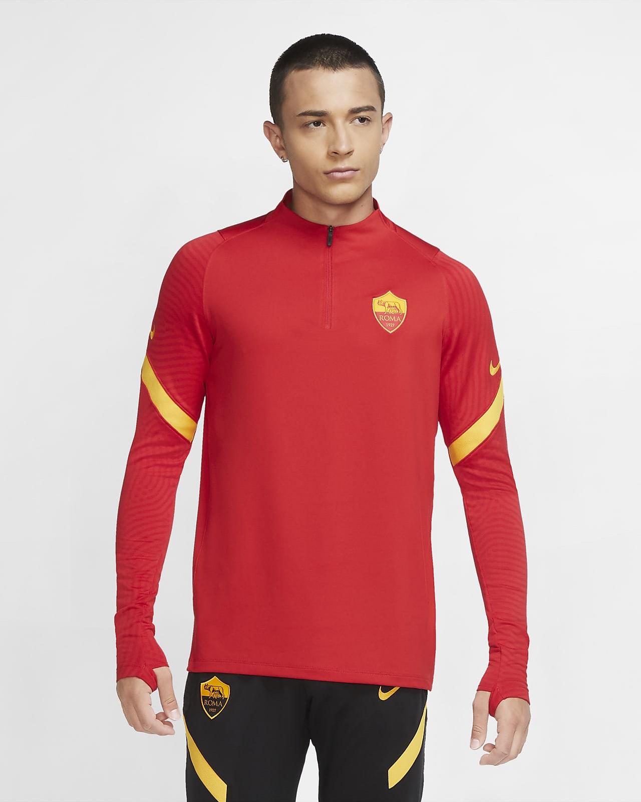 Camiseta de manga larga Nike strike entrenamiento Hombre AS Roma Strike