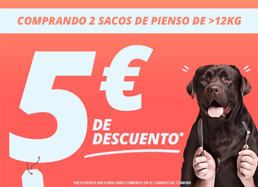 5€ descuento