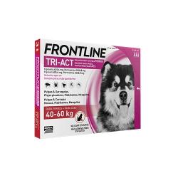 Descuento directo en las Pipetas Frontline (perro y gato)