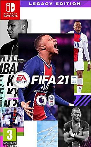 FIFA 21 - Legacy Edition NSW