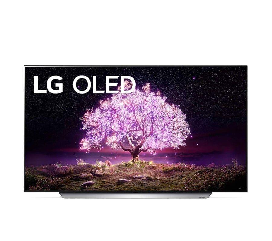 TV OLED LG OLED77C16LA 77″ 4K UHD 2021