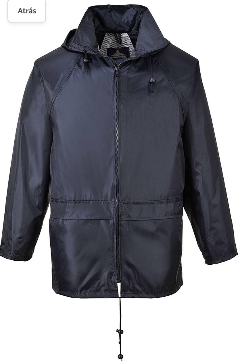 Talla S chaqueta impermeable Portwest Classic