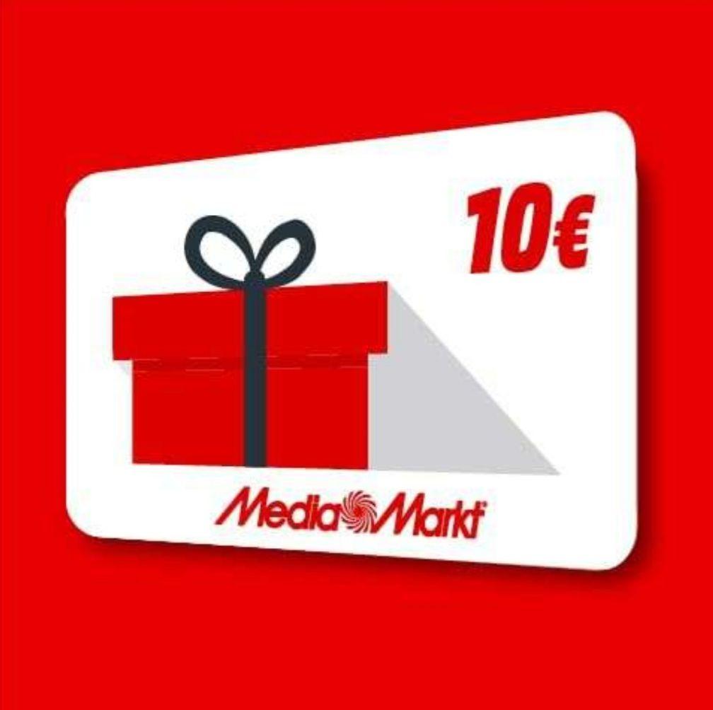 10€ GRATIS para Videojuegos, Música y Libros (Mediamarkt Salamanca)