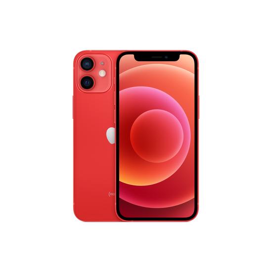 Apple iPhone 12 mini 256GB (PRODUCT)RED - MGEC3QL/A