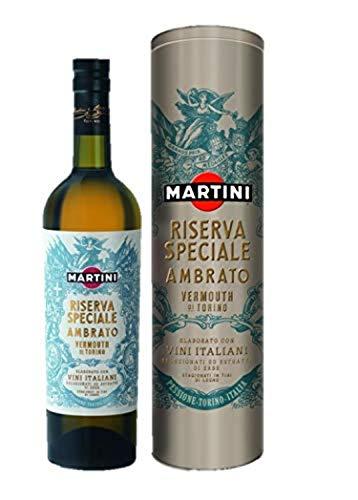Martini Vermouth Premium Riserva Ambrato con Canister - 750 ml