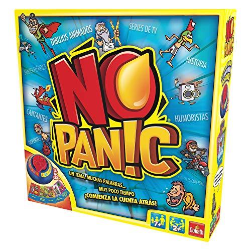 Juego de Mesa No Panic - Mínimo Histórico