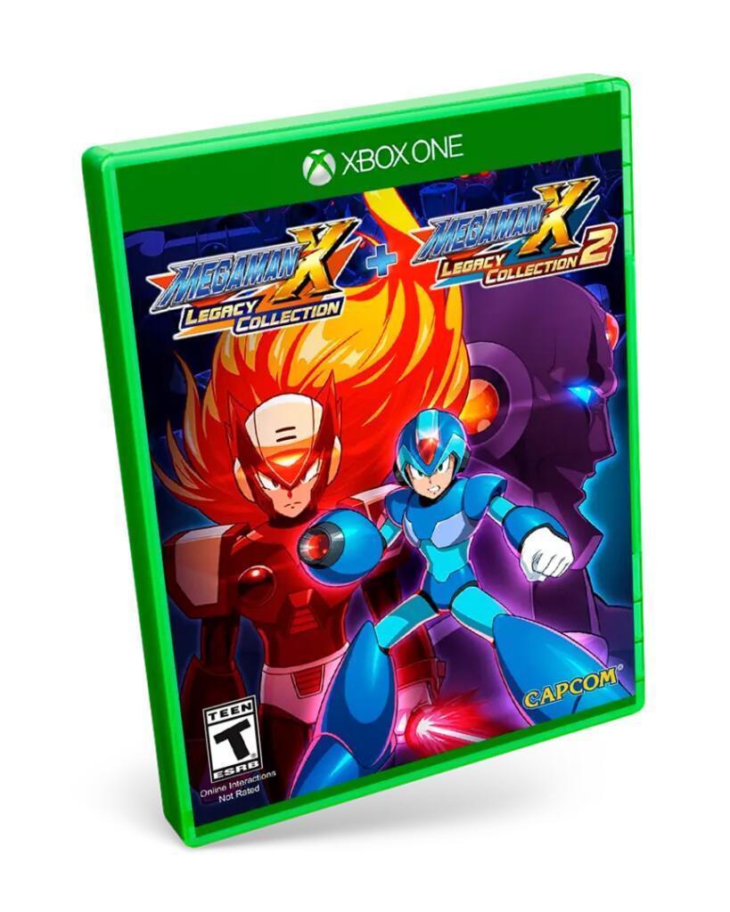Mega Man X Legacy Collection [ XBOX ONE - IMPORTACIÓN ]