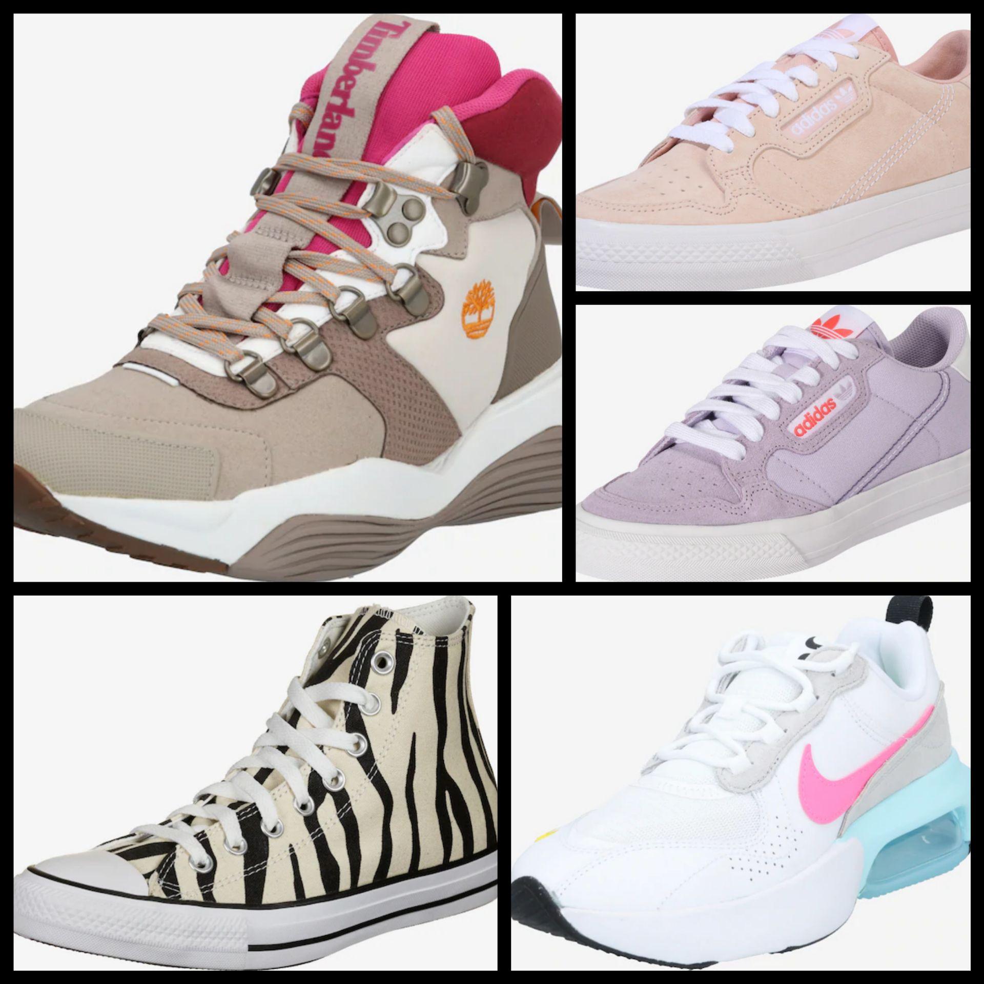 Recopilación Últimas Tallas Zapatillas para Mujer (+ de 25 Modelos diferentes)
