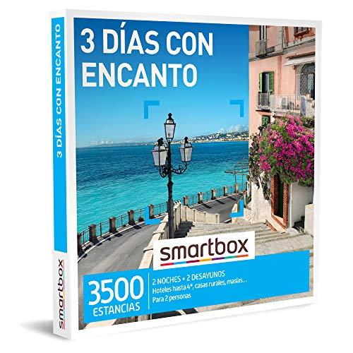 Smartbox - Caja Regalo Amor para Parejas - 2 Noches con Desayuno para 2 Personas